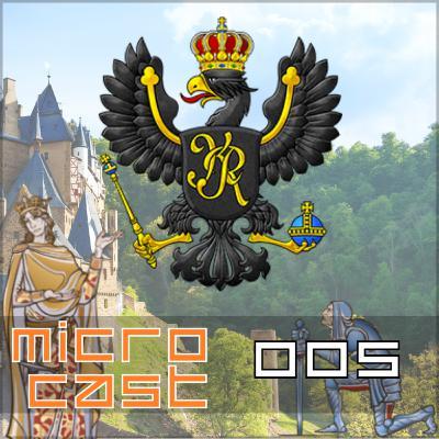 #005: Geminações de Lille; Aniverário de Pathros; Coroação na Prússia; Aniversário da Alemanha