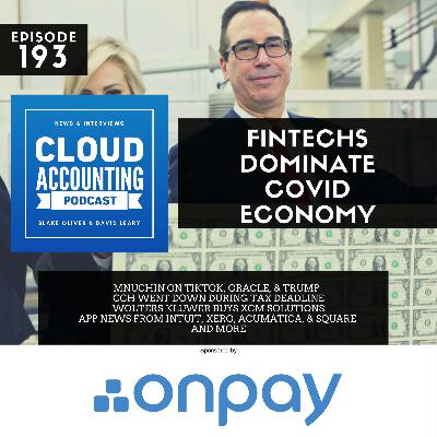 Fintechs Dominate Covid Economy