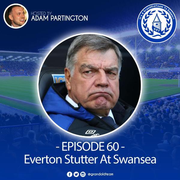 Everton Stutter At Swansea