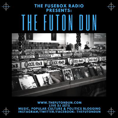 FuseBox Radio #612: DJ Fusion's The Futon Dun Livestream DJ Mix Fall Session #3 (MCM + Members Only 1980s Rollerskate Breaks R&B Mix)