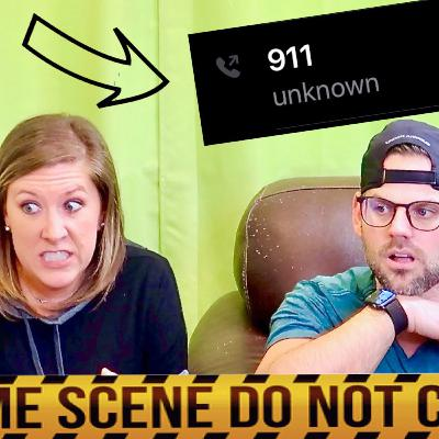 We HAD TO CALL 911...Someone BROKE IN (featuring KatieOnTheFlipSide) - Don't Tell Mom: e. 87