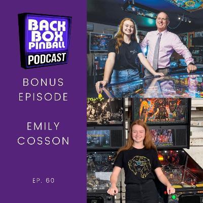 Bonus Episode: Emily Cosson