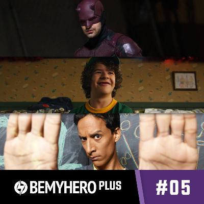 Be My Hero PLUS #05: Różnorodność na ekranie cz. 1 - Niepełnosprawności