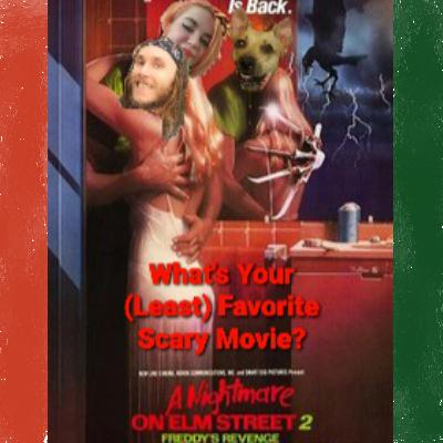 #34: A Nightmare on Elm Street 2: Freddy's Revenge (1985) [Bonus]
