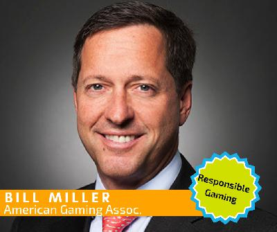 9: The American Gaming Association's Code of Conduct for Sports Betting – CEO Bill Miller