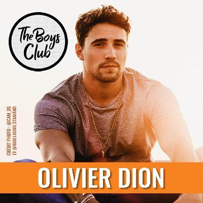 Olivier Dion ouvre son cœur