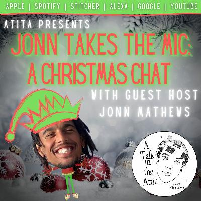 jonn takes the mic: a christmas chat