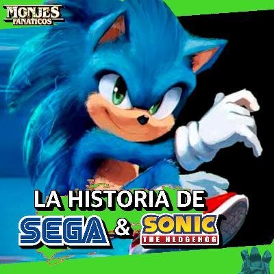 147 - La Historia de SEGA y Sonic, The Hedgehog.