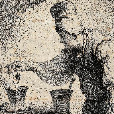 194. Chémia a alchýmia: A ich krátka vedecko-náboženská história