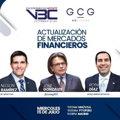 AMF - Actualización de Mercados Financieros - ¿Qué hacer con nuestro dinero?
