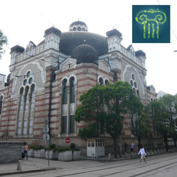 51. Yulina Mihaylova Presents a Moral Lesson at the Sofia Jewish Museum of History