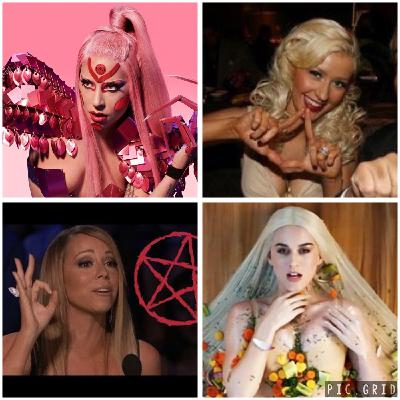 #353: The Dark Occult Of Pop Divas Swapcast With Dyer, Mayr, Hanshaw and Weishaupt