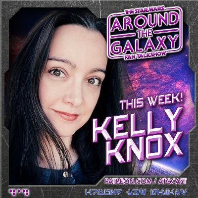 111. Kelly Knox: Star Wars Puns & Prose