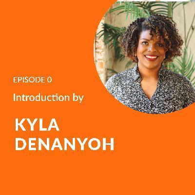 Kyla Denanyoh - Podcast Host and Lawyer