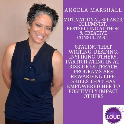 Unmasked, Unchained and Untamed with Angela Marshall