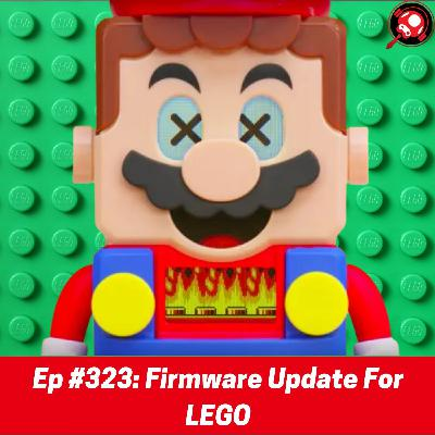 #323: Firmware Update for LEGO