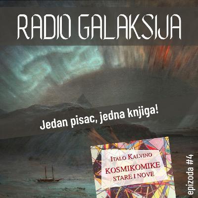 Jedan pisac, jedna knjiga! #4: Italo Kalvino, Kosmikomike [23-03-2021]