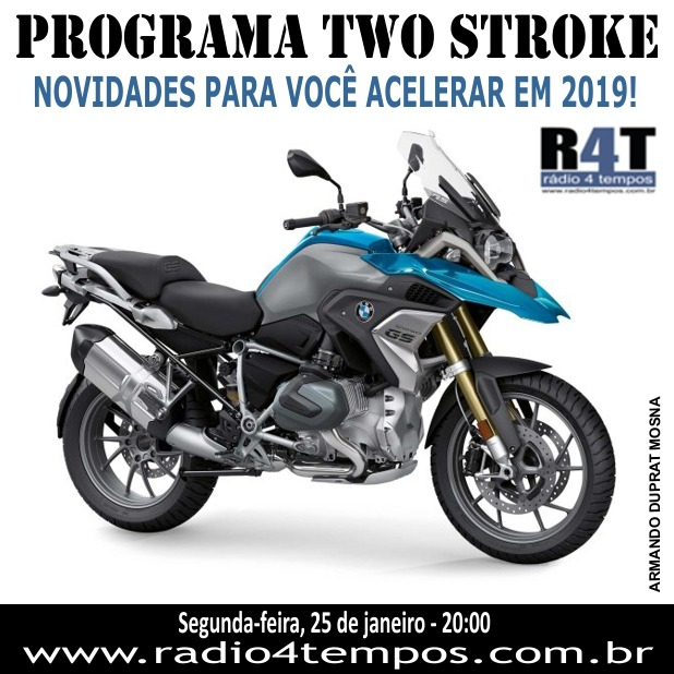 Rádio 4 Tempos - Two Stroke 58