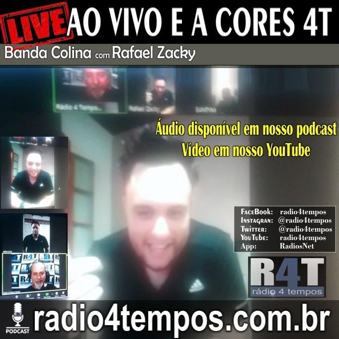Rádio 4 Tempos - Ao Vivo E a Cores 70