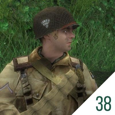 #38 Divided we fall - Brothers in Arms: Road to Hill 30 (2005)