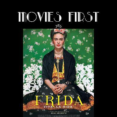 Frida. Viva la Vida (Documentary) (the @MoviesFirst review)