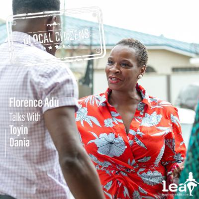 Episode 65: On Mentoring African Entrepreneurs with Toyin Dania