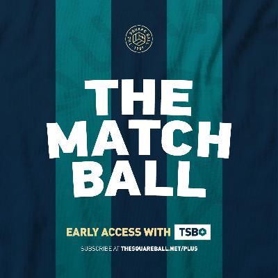 The Match Ball: Burnley 0-4 Leeds United | Premier League