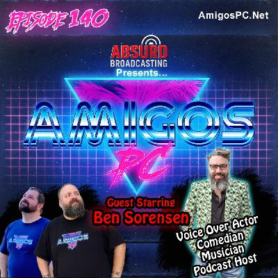 140. Ben Sorensen and the things that can kill you in Australia