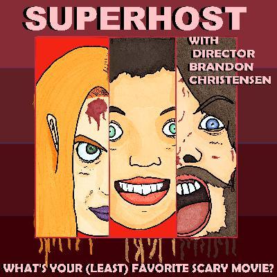 #38: SUPERHOST (2021) with Director Brandon Christensen