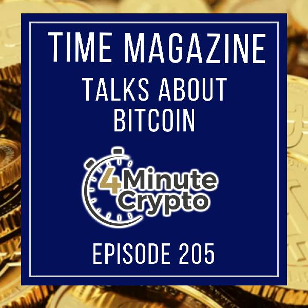 Time Magazine and Bitcoin