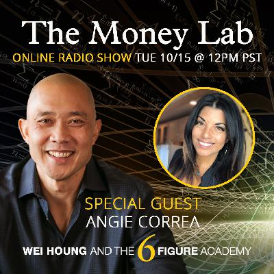"""Episode #84 - The """"HAVE to EARN a Lot of Money"""" Money Story with guest Angie Correa"""