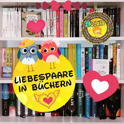 Liebespaare in Büchern