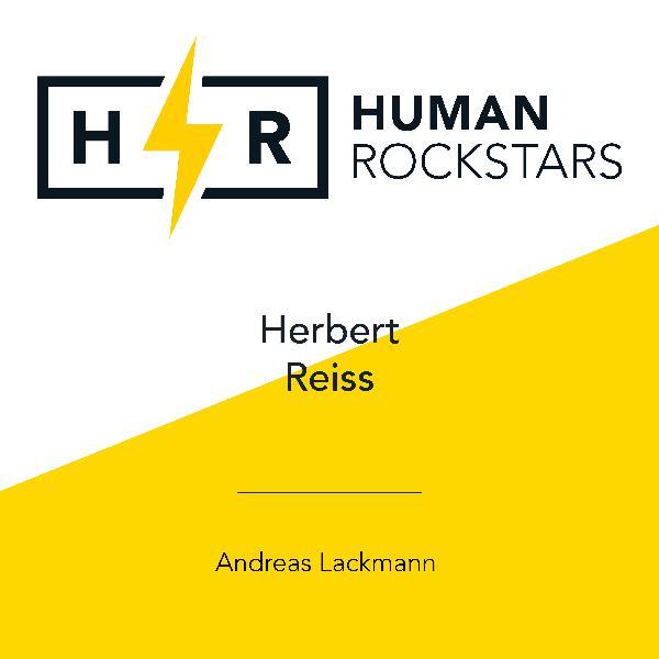 HUMAN ROCKSTARS - Herbert Reiss