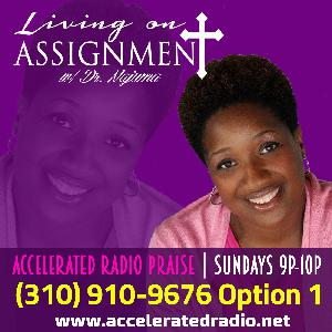 Living on Assignment 5-10-21 - Rebroadcast