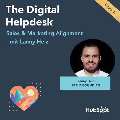 #035  Sales & Marketing Alignment mit Lanny Heiz