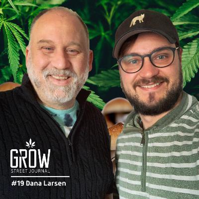 #19 Magic Mushroom Dispensary - Dana Larsen