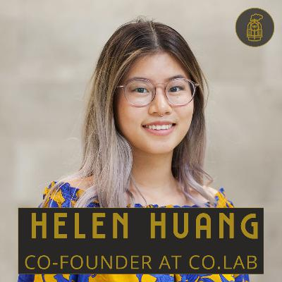 Indirect Paths to Tech and Entrepreneurship with Helen Huang (#27)