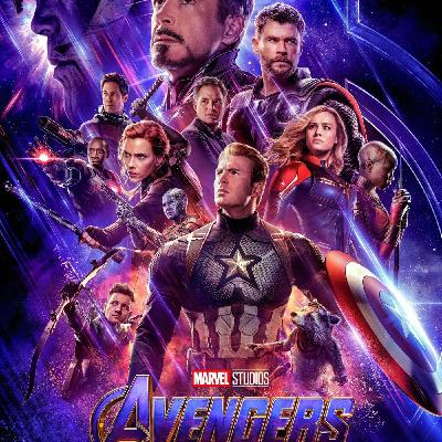 Avengers Endgame & Spider-Man Into The Multi-Verse