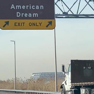 Don't wake up: Psychoanalyzing The American Dream