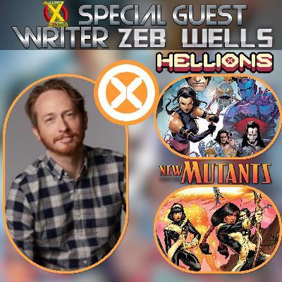 Episode 57 - Interview with Zeb Wells