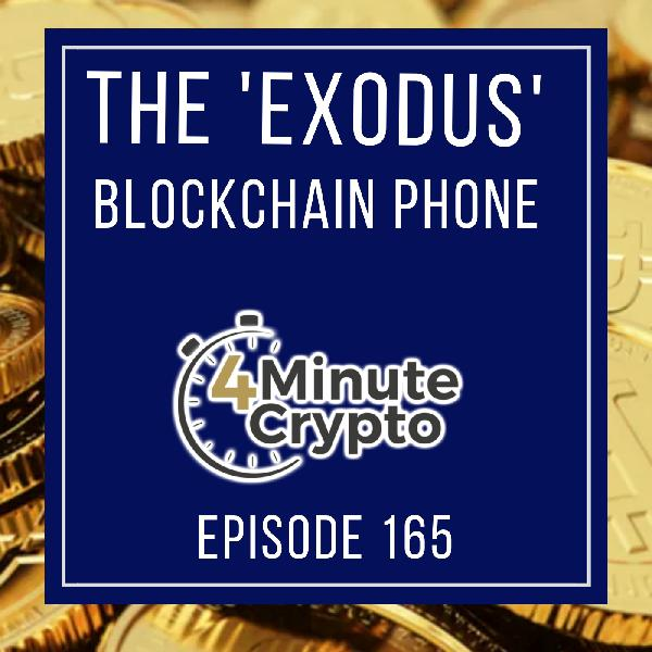 The Exodus Blockchain Phone Starts Shipping In December