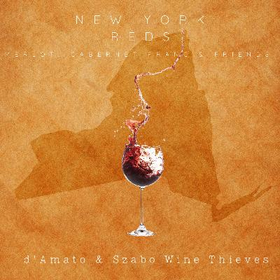 New York Reds: Merlot, Cabernet Franc, Pinot Noir and Red Friends