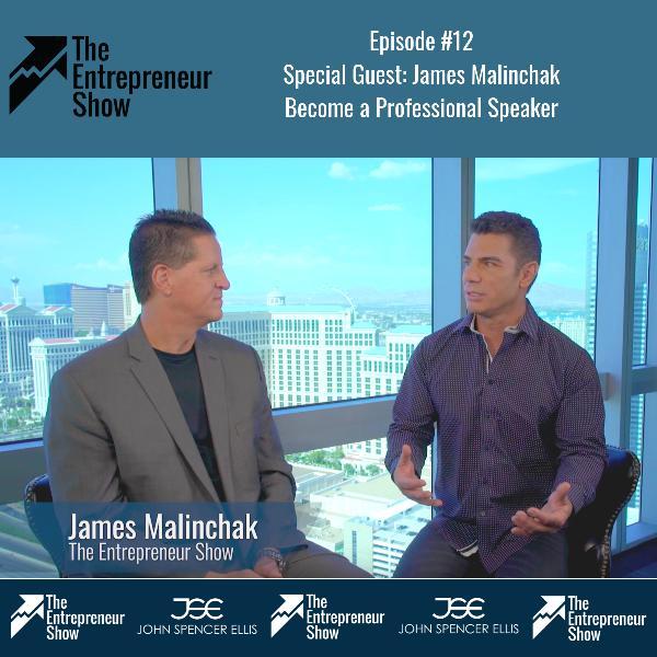 James Malinchak | Become a Professional Speaker