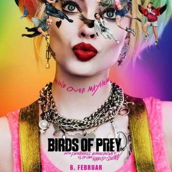 BIRDS OF PREY (2019) Hela Filmen Online på Nettet Danske Swesub Undertekster