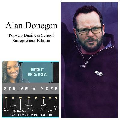 The Pop-Up Business School w/ Alan Donegan