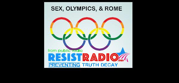 Olympic Champ Ioannis Melissinidis | Roman & Byzantine Gay Marriage on Resist Radio