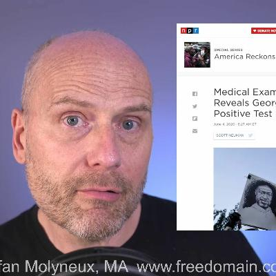 Why There Are Riots Part 3 - Stefan Molyneux of Freedomain