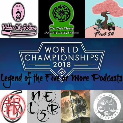Legend Of The Five Or More Casts - World Special