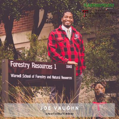 29. Representation in STEM, Forest Product Sustainability, and The Treequel w/ Joe Vaughn