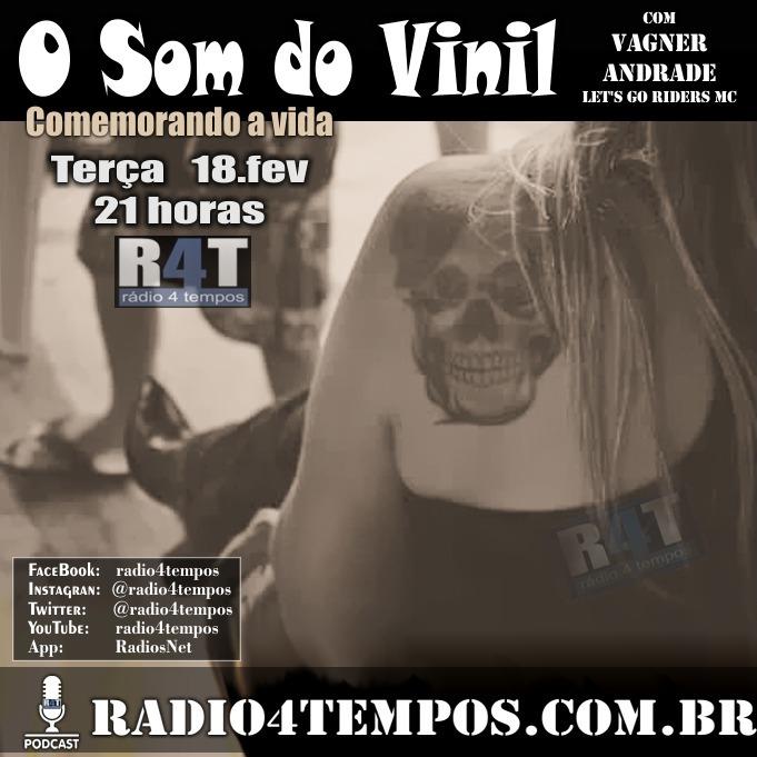 Rádio 4 Tempos - Som do Vinil 26:Rádio 4 Tempos